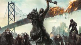 War of the Planet of the Apes: prime foto del set di Reeves