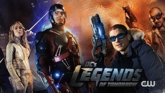 Fissata la data della première di The Legends Of Tomorrow per The CW