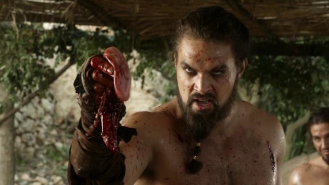 La nuova serie Netflix mette Khal Drogo a commerciare Pellicce