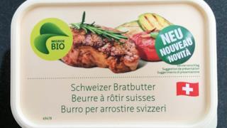 Burro per arrostire svizzeri