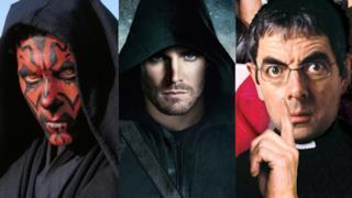 Star Wars: La Minaccia Fantasma, Arrow e La Famiglia Omicidi Stasera in TV