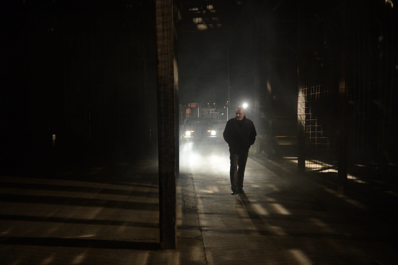 Una scena della seconda stagione di Better Call Saul