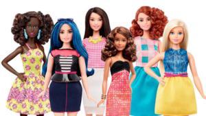 Rivoluzione in Mattel: 33 nuovi modelli di Barbie
