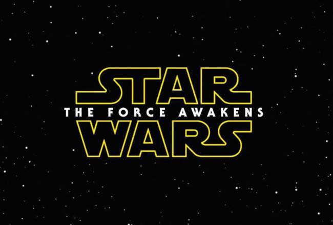 Logo di Star Wars Episodio 7