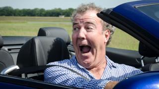 Jeremy Clarkson, il conduttore di Top Gear