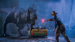 Owen Grady e i suoi raptor in Jurassic World