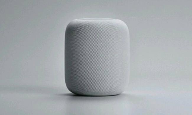 Il nuovo speaker intelligente di Apple, HomePod