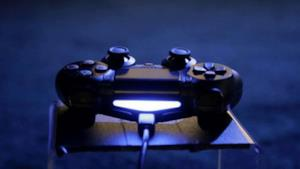 Un joypad di PS4