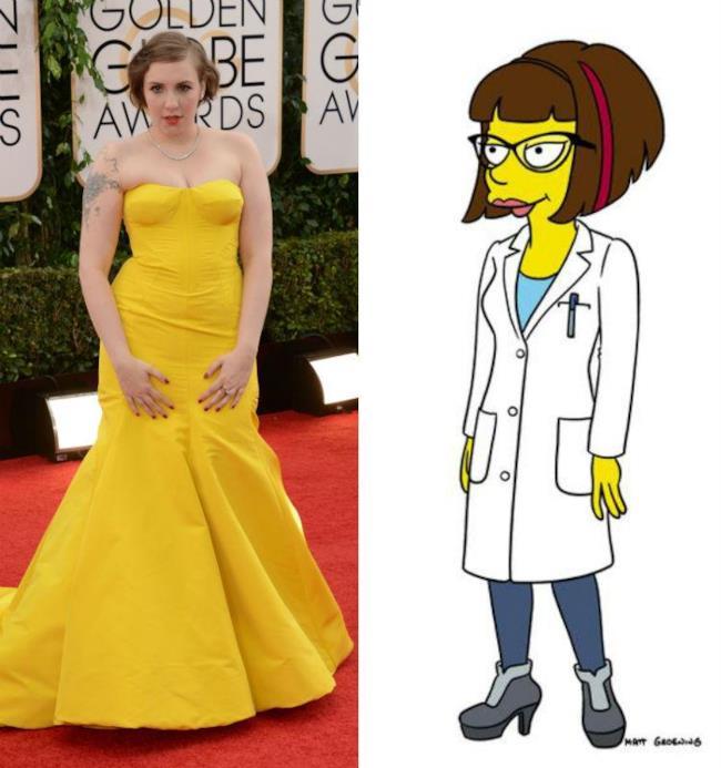 Homer s'innamorerà della farmacista Candice, doppiata da Lena Dunham