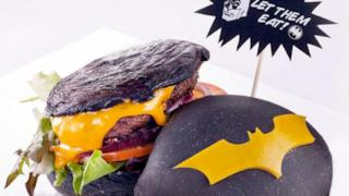 Il burger ispirato a Batman