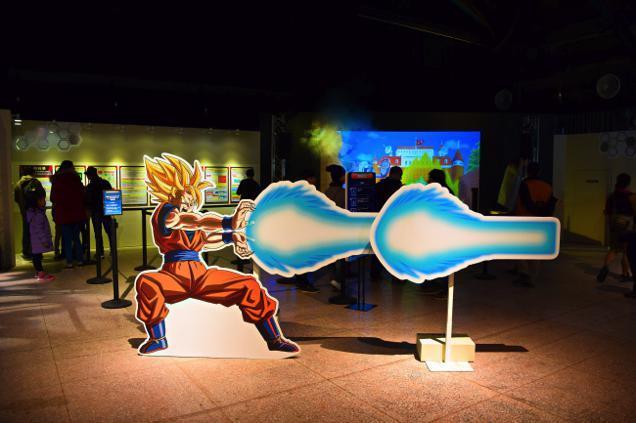 Goku alla Dragon Ball Exposition di Taiwan