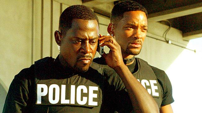 Martin Lawrence e Will Smith in Bad Boys