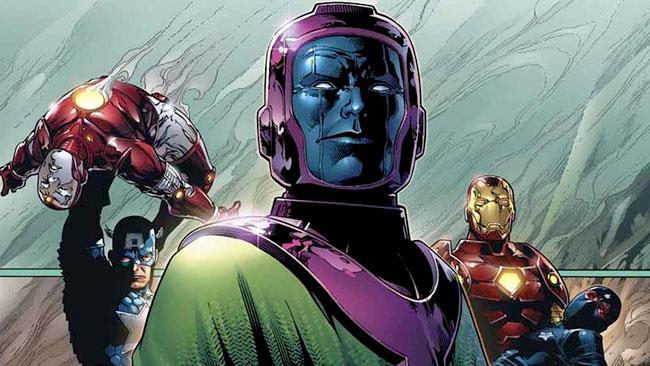 Kang il Conquistatore è un avversario degli Avengers