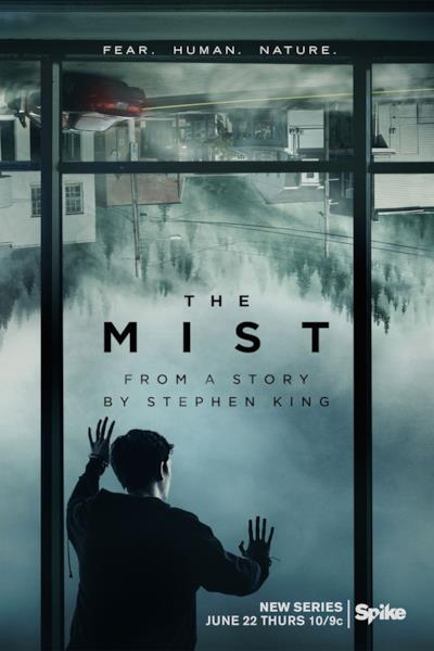 Poster serie TV The Mist di Stephen King