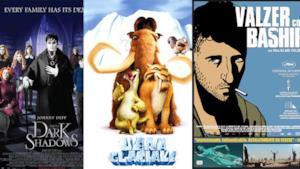 Film consigliati da vedere in tv nel week end - Tre locandine di film