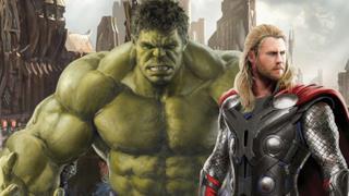 Thor: Ragnarok ci mostrerà un Hulk intelligente?