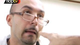 Maccio Caparonda in una scena di Drammi Medicali