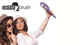 Selfie Brush copertina
