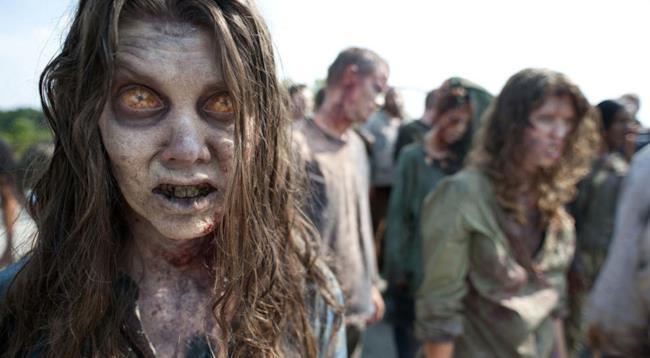 Gli zombie di The Walking Dead stanno per mietere nuove vittime