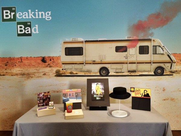 Breaking Bad in mostra al National Museum of American History