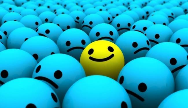 Sorridi al Blue Monday