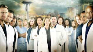 Il cast originale di Grey's Anatomy