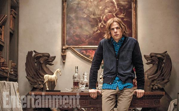 Il Lex Luthor di Batman v Superman