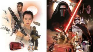 Le nuove promo art di Star Wars 7 mostrano Ribelli e Lato Oscuro della Forza