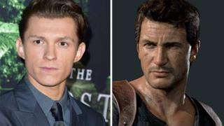 Tom Holland e Nathan Drake