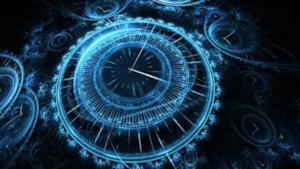 Ologrammi di quadranti di orologi