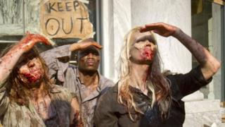Zombie di The Walking Dead