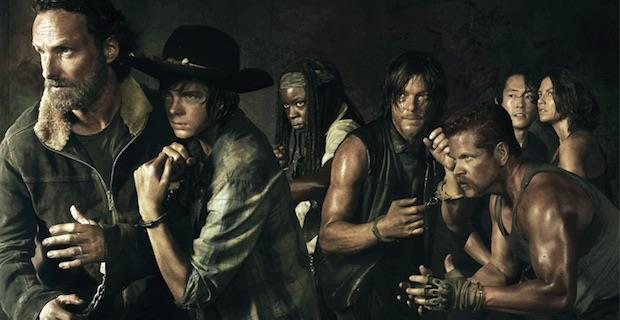 I personaggi di The Walking Dead potrebbero apparire anche in un film