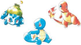 Ecco i Pokémon di prima generazione in un'immagine di gioco