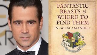Colin Farrell si unisce al cast di Animali Fantastici