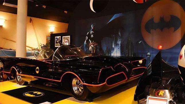 La Batmobile del 1966 in vendita all'asta