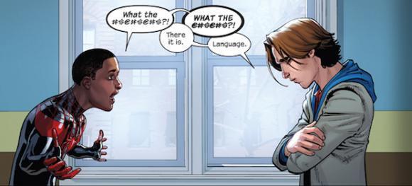 Spider-Man a confronto: Miles Morales e Peter Parker