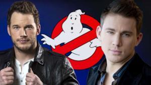 Il nuovo Ghostbusters vuole chiamare Chris Pratt e Channing Tatum [UPDATE]