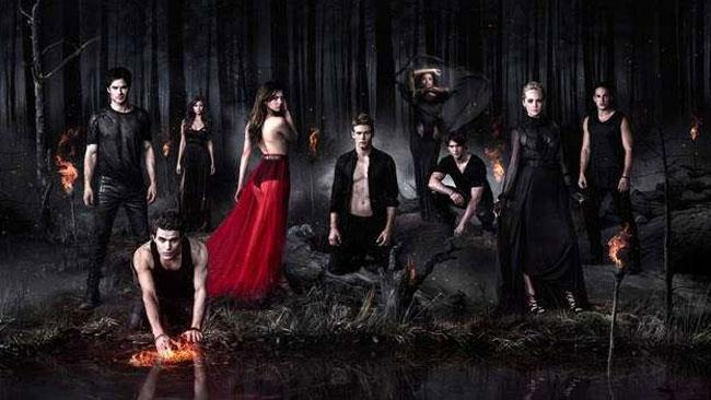 Come vedere The Vampire Diaries in streaming - Il cast