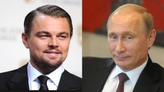Leonardo DiCaprio non interpreterà Putin al cinema