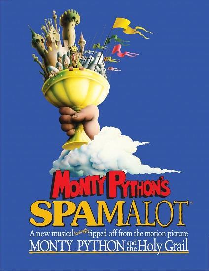 Il manifesto di Spamalot