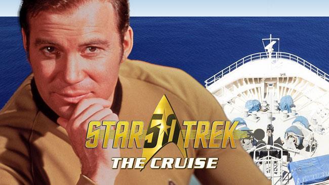 William Shatner sarà capitano della crociera ufficiale di Star Trek