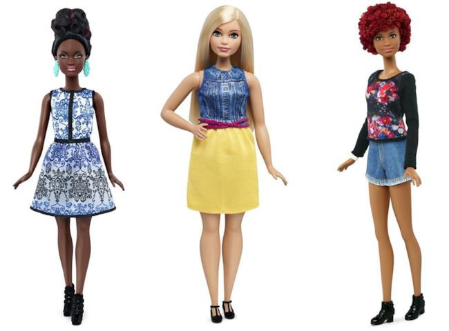 The New Barbie Fashionistas Line