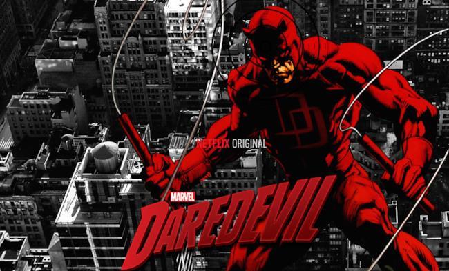 Daredevil, la serie Tv
