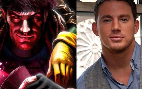 Che ne pensi della conferma di Tatum nel ruolo di Gambit?