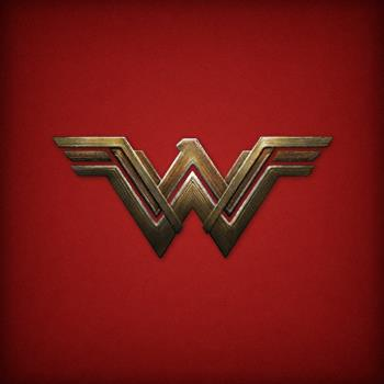 Logo ufficiale del film Wonder Woman
