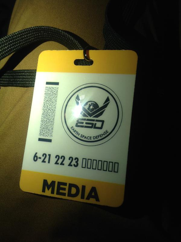 Il logo della Earth Space Defense, la nuova organizzazione di ID2
