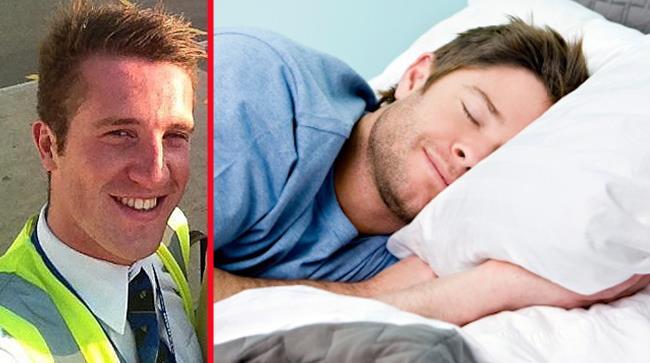 Uno steward ha fatto del sesso orale ad un uomo mentre lui dormiva