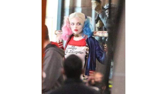 Margot Robbie sarà Harley Quinn in Suicide Squad