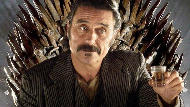 Ian McShane si unisce al cast di Game of Thrones