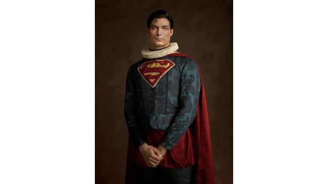 Cosplay di Superman nel sedicesimo secolo